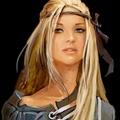 Женская фэнтезийная аватарка №10