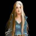 Женская фэнтезийная аватарка №12