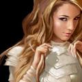Женская фэнтезийная аватарка №14