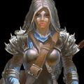 Женская фэнтезийная аватарка №29