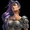 Женская фэнтезийная аватарка №30