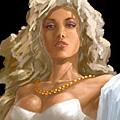 Женская фэнтезийная аватарка №35