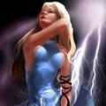 Женская фэнтезийная аватарка №42
