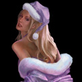 Новогодняя аватарка №1