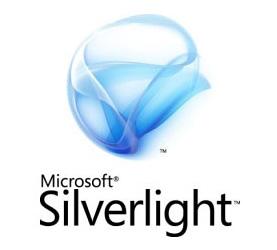 Microsoft Silverlight 2.0 Logo