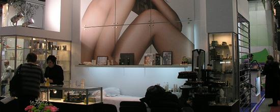 Пример выставочного стенда