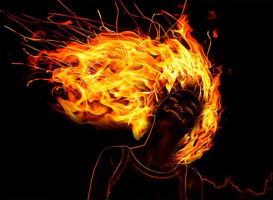 Защита от красивого пожара