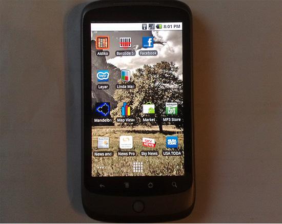 Смартфон на OS Android
