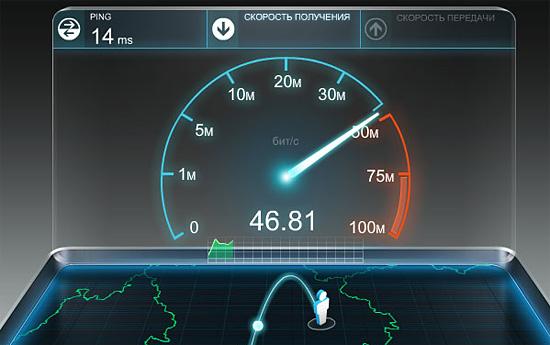 Скоростной домашний интернет все более доступен