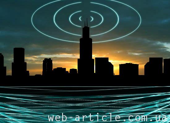 Беспроводная широкополосная связь