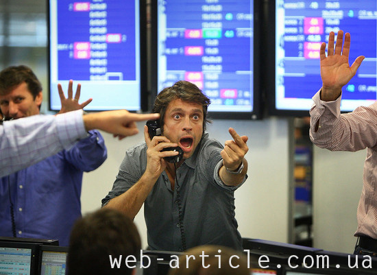 Ажиотаж на акции Яндекса