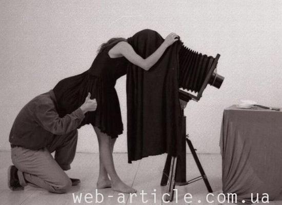 Провокационные фото привлекают внимание к контенту