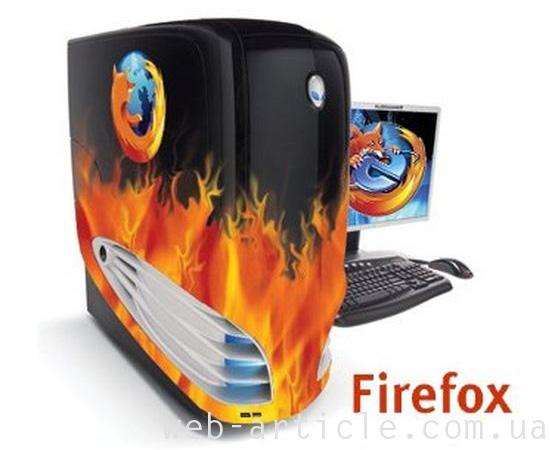 приложения для Firefox