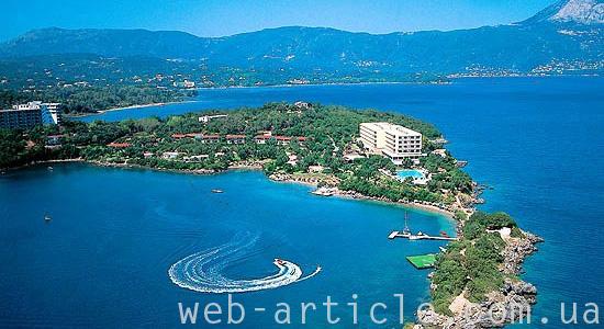 Сайт о Греции