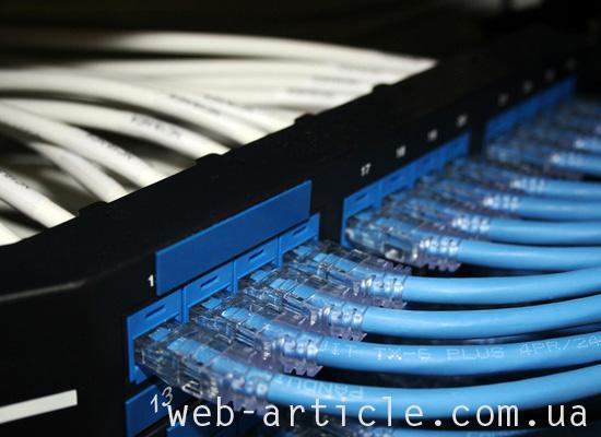 технология Ethernet