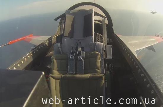беспилотный F-16