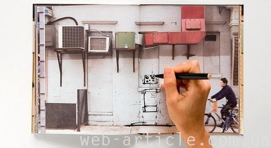 Сайт для творческого человека