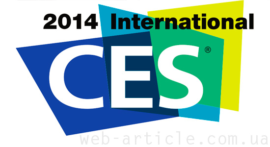 Логотип CES 2014