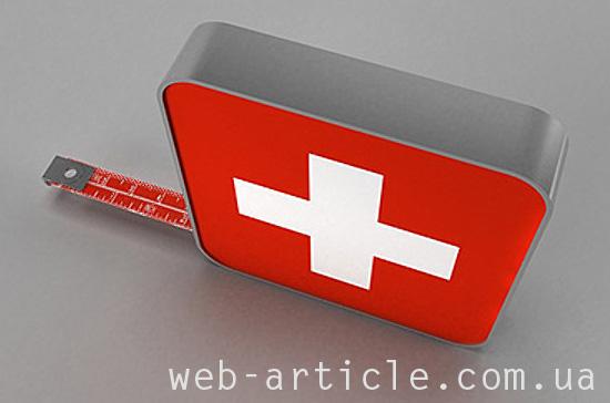 швейцарский стиль