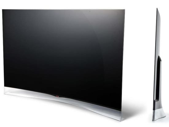 Ультрасовременный телевизор