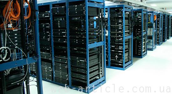 Современная серверная
