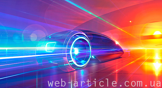 Автомобиль из будущего