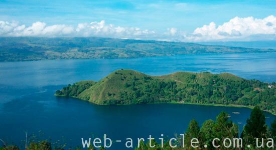 Индонезийские красоты