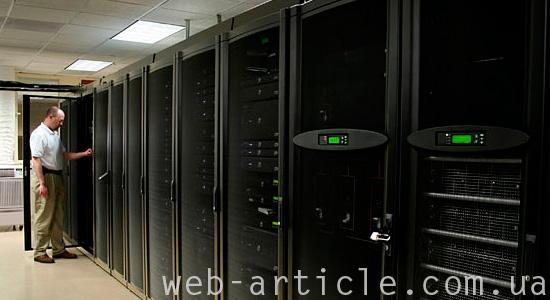 Современный дата-центр