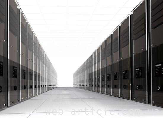 серверная комната