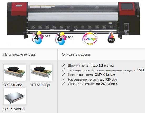 Принтер М-серии