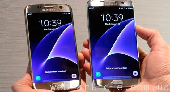 сравнение телефонов самсунг