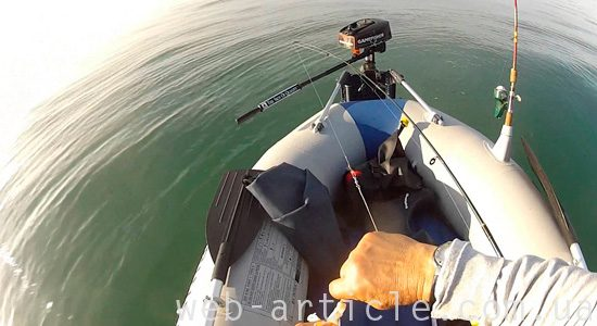 резиновая надувная лодка