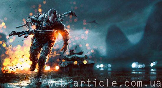 компьютерная игра Battlefield 1