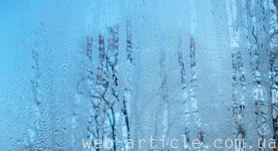 Избыточная влажность в квартире