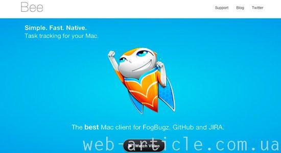 красивый интерфейс сайта