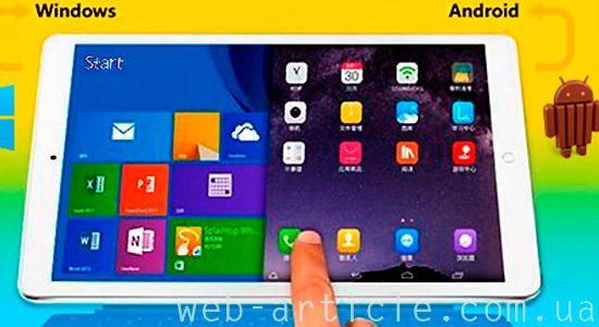 планшет на базе Android