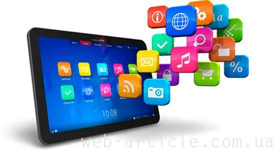 планшет на Андроид