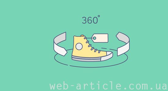 3d фото для рекламы товара