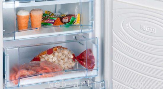 Как сделать no frost в холодильнике 665