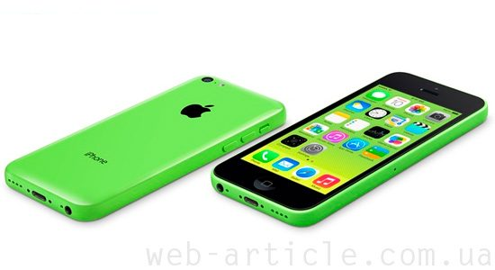 iPhone и его ремонт