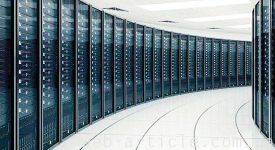 серверное оборудование хостинг провайдера