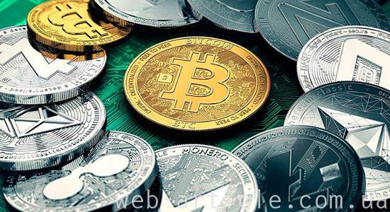 история криптовалют