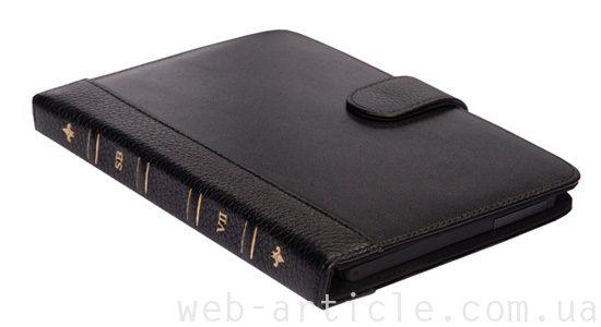 электронная книга в чехле