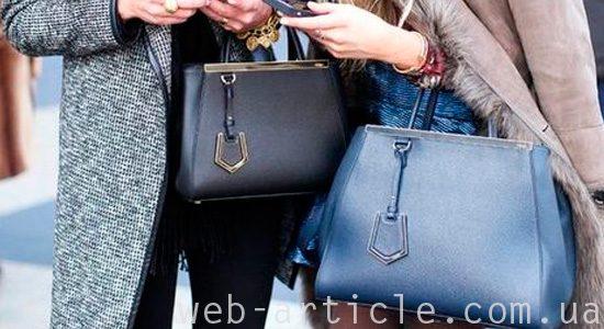 экстравагантные женские сумки