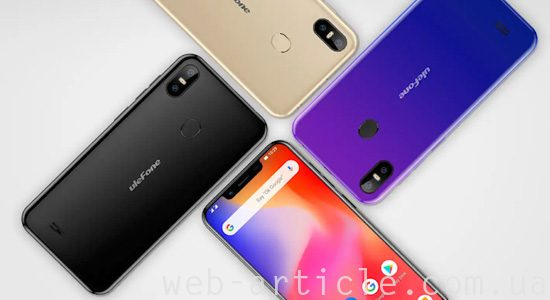 бюджетные смартфоны 2019 года
