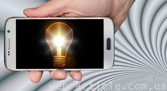 отображение сайта на мобильном устройстве
