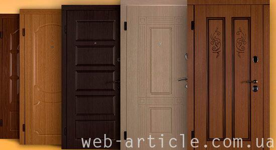 металлические теплые двери