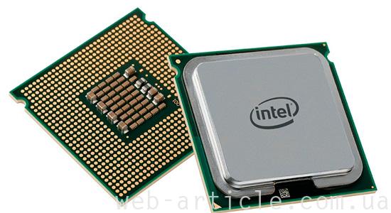 многоядерный процессор Intel