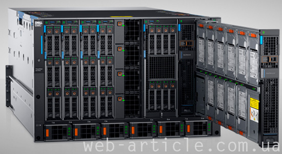 . Dell EMC PowerEdge MX7000