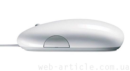 универсальная компьютерная мишка от Apple